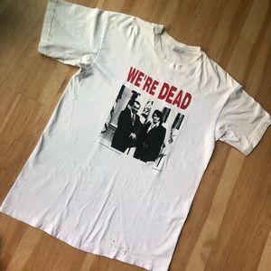 Vintage VTG Elvis & Nixon Shirt 🔥